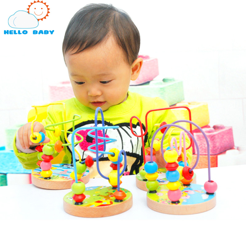 Toddler Educational Toys For Boys : Quality baby wood educational toys girls montessori