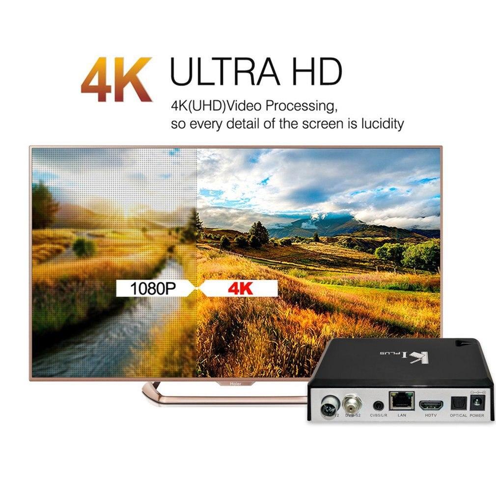 Original KI Plus T2+S2 Android 5.1 TV Box Amlogic S905 Quad Core 64-bit 1GB/8GB K1 DVB-T2 DVB-S2 Smart Set-top BoxOriginal KI Plus T2+S2 Android 5.1 TV Box Amlogic S905 Quad Core 64-bit 1GB/8GB K1 DVB-T2 DVB-S2 Smart Set-top Box