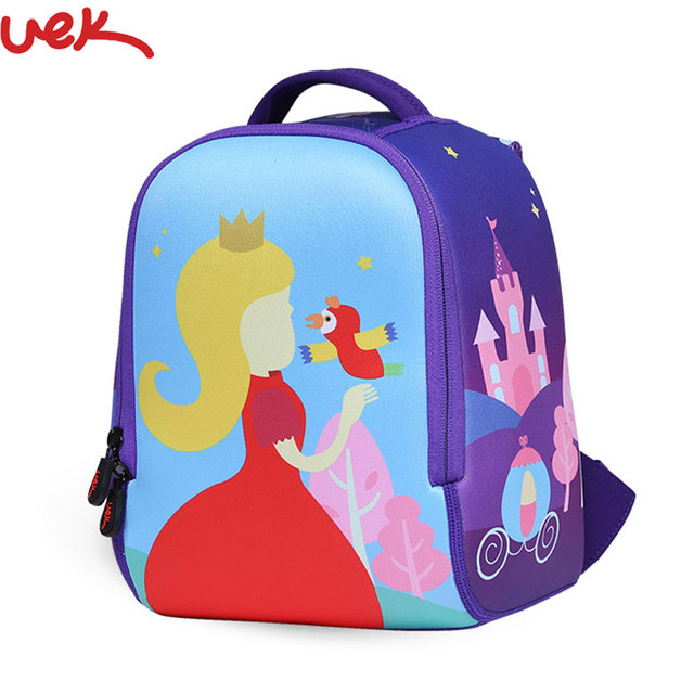 5feeb9c9ef93 Cute School Backpack Children Backpacks Cartoon Mermaid School Bags  Kindergarten Girls Baby Bag Cartoon Kids School