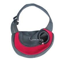 Новинка, Сумка с воздухопроницаемой сеткой, с изображением собаки, сумка через плечо, маленькая собака, слинг, передняя переноска, удобный рюкзак для домашних животных, переноска для кошек, собак, щенков