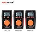 PEAKMETER PM8213A/B/C Многофункциональный Высокоточный цифровой мультиметр Multimetro 400mA ток 600 в Измеритель сопротивления напряжению