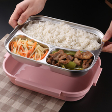 Eco Friendly Thermal Food Storage and Lunch Box Container