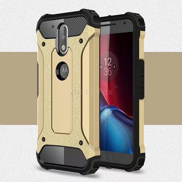 new arrival 05148 e37ed US $3.74 |Hybrid Dual Heavy Duty Armor Case Cover for Motorola Moto G4 / G4  Plus Back Cover Silicone+Plastic Phone Cases for Moto G4 Case on ...