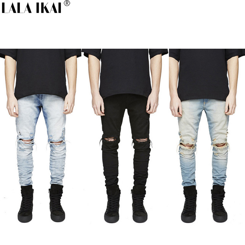 Online Get Cheap Mens Designer Ripped Skinny Jeans -Aliexpress.com ...