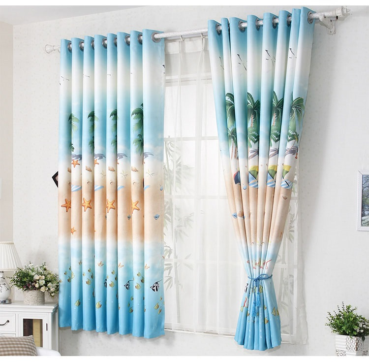 Tropical Window Curtains BestCurtains