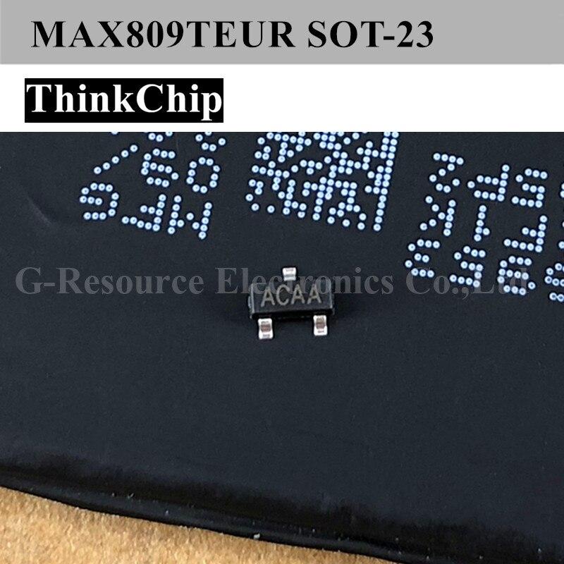 Free Shipping 20pcs/lot MAX809TEUR SOT23 MAX809T ACAA NEW Original