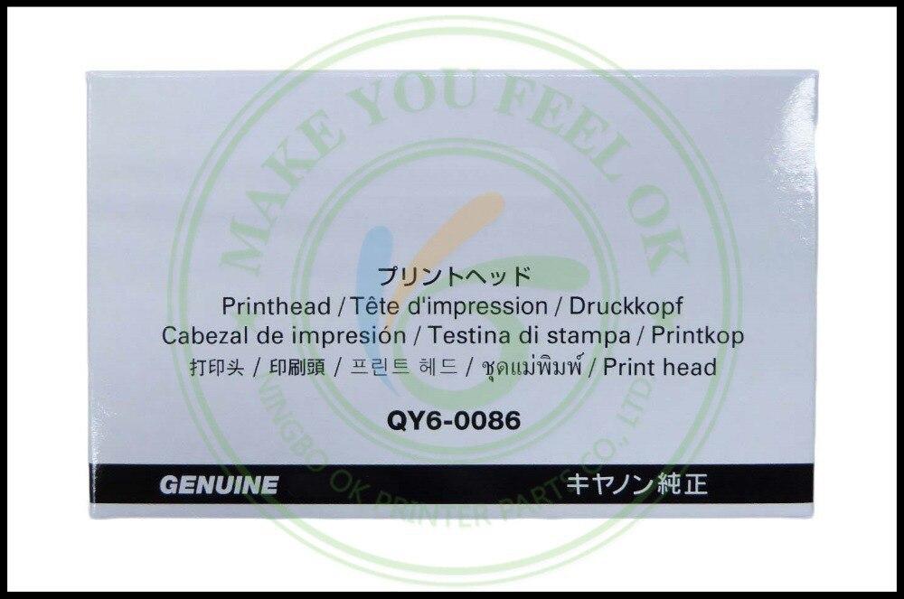 ORIGINAL QY6-0086 Printhead Print Head for Canon MX720 MX721 MX722 MX725 MX726 MX728 MX920 MX922 MX924 MX925 MX928 IX6780 IX6880