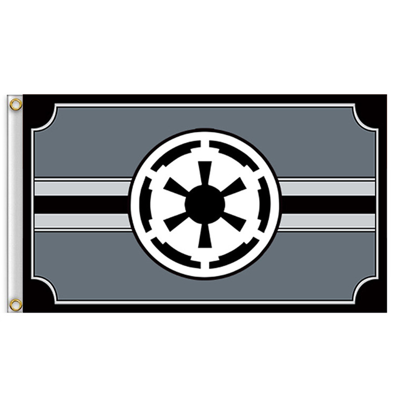 Rebel Alliance Star Wars Flag 90x150cm 3x5ft Free Shipping For Fast Shipping Garden Décor