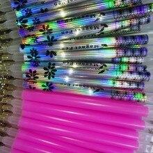 1Pc 3Colors 3D Nail Art Magnetic Stick Cats Eyes UV Gel Polish Brushs Magnet Manicure Pen Double Head