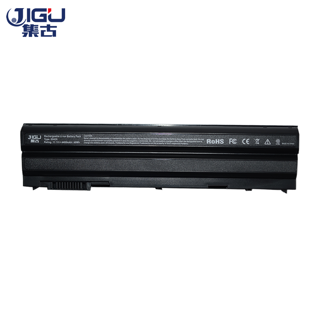 JIGU Laptop Battery For Dell Latitude E5420 E5420m E5520 E5530 E6430 E6520 E5430 E5520m E6420 E6530 E6440 For Inspiron 14R 15R jigu laptop battery for dell 8858x 8p3yx 911md vostro 3460 3560 latitude e6120 e6420 e6520 4400mah