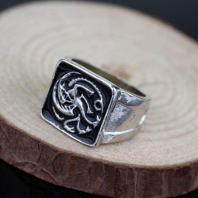 Targaryen Dragon Ring  3