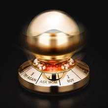 Магический шар креативный предназначение предрекает решение мяч трюк игрушка офис декомпрессия