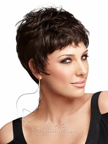 Free Shipping Synthetic Fibre Hairstyle Wigs