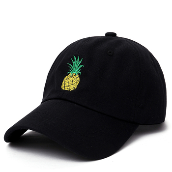Pineapple Embroidered cap 1