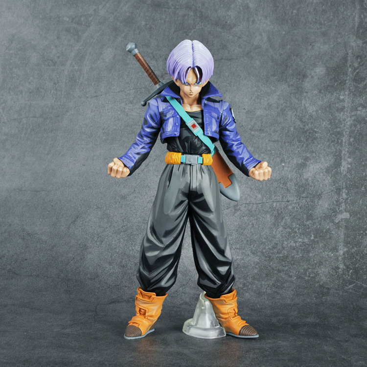 Anime 24CM Dragon Ball Z The Trunks Manga Dimensions Super SaiYan PVC Action Figure Collectible Model Toy Anime 24CM Dragon Ball Z The Trunks Manga Dimensions Super SaiYan PVC Action Figure Collectible Model Toy