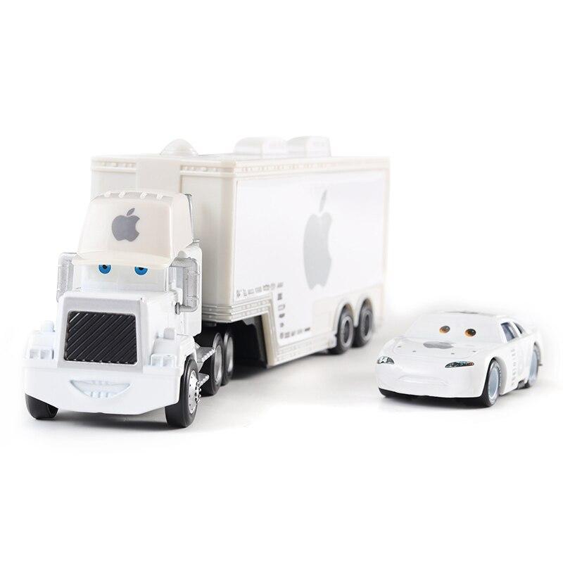 Disney Pixar Cars 3 Toys Lightning Mcqueen Jackson Storm Cruz Mack