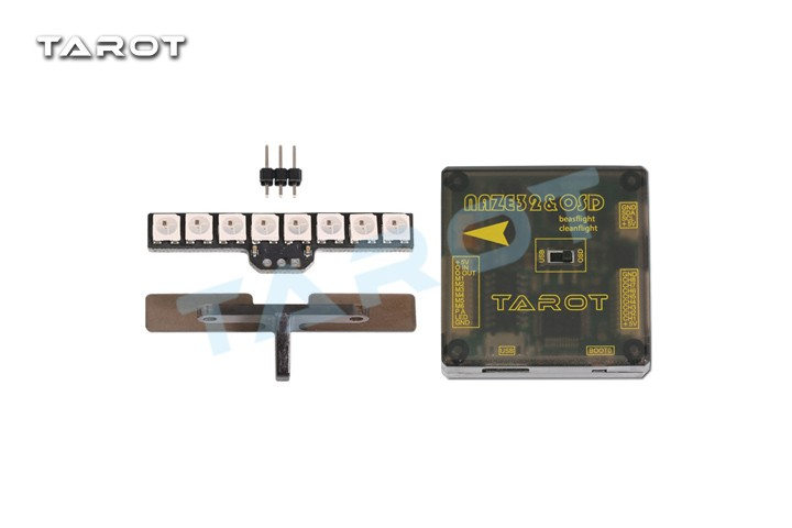 ФОТО Tarot  NAZE 32 6DOF+OSD Flight Controller TL300D4