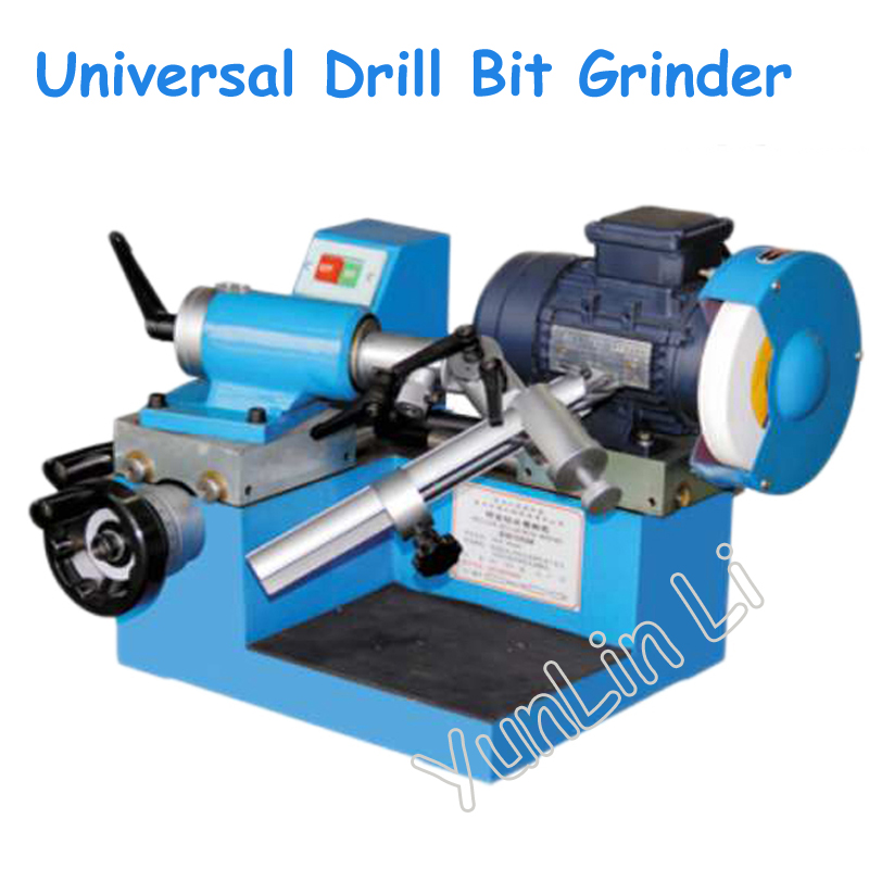 цена на Universal Drill Bit Grinding Machine High Precision Drill Bit Grinder 0.5-25mm Bit Grinding Machine