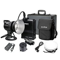 GODOX RS600P 600w 8000aAh Li ion li Battery Portable Outdoor Monolight Strobe Light Photography with control flash trigger kit