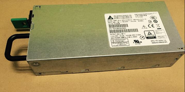все цены на New original DPS-500AB-9 D 500W hot swap server redundant module power supply онлайн