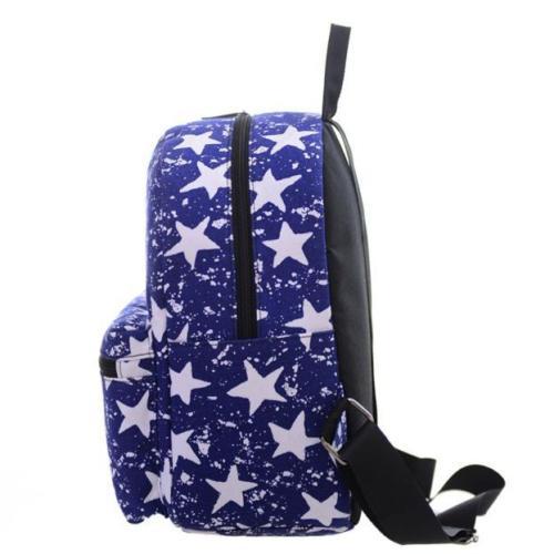 Обувь для девочек Для женщин холст школьная сумка Дорожная Рюкзак плеча ба