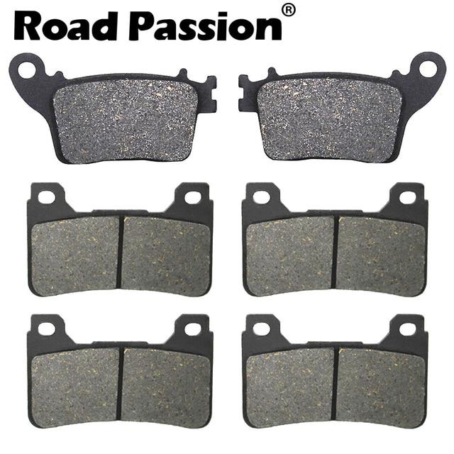 Road Passion Motorbike Front & Rear Brake Pads For HONDA CBR1000RR CBR 1000 RR 2006-2016 CBR1000RA CBR1000 RA 2009-16