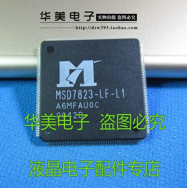 Бесплатная Доставка. MSD7823-LF-L1 ЖК-ТЕЛЕВИЗОР материнская плата чип водитель