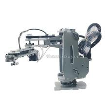 SCARA Robot Manipulador de Brazo Mecánico Mano 4 Axis Stepper Motor Montado
