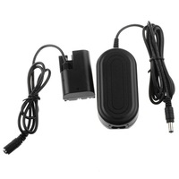 ACK E6 AC Power Adapter For CANON EOS 60D 7D 6D 5D Mark II III 5D3