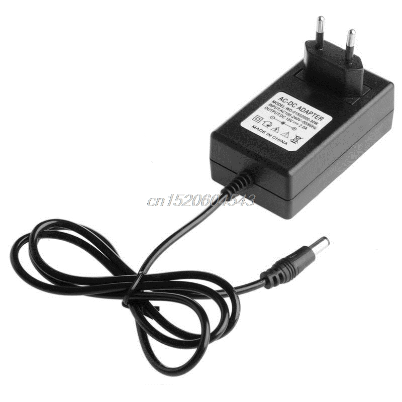 New <font><b>15V</b></font> 2A Regulation Power <font><b>Adapter</b></font> EU Plug Supply Switching Power Monitoring AC-DC R06 Whosale&DropShip image