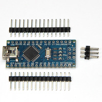 10 PCS Nano 3 0 Controller Compatible With Nano CH340 Usb Drivers NO CABLE For Arduino