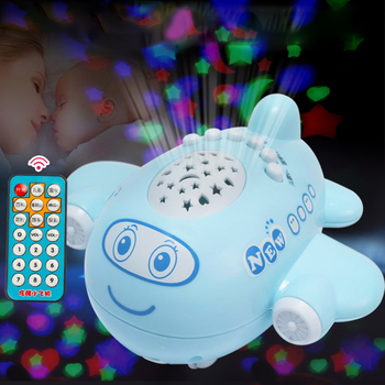 Toys For Children Education Electric Lttle Bee Innovative  Projection Learning ToyBaby Toys 0-12 Months Mobile On The Bed Gift baby toys