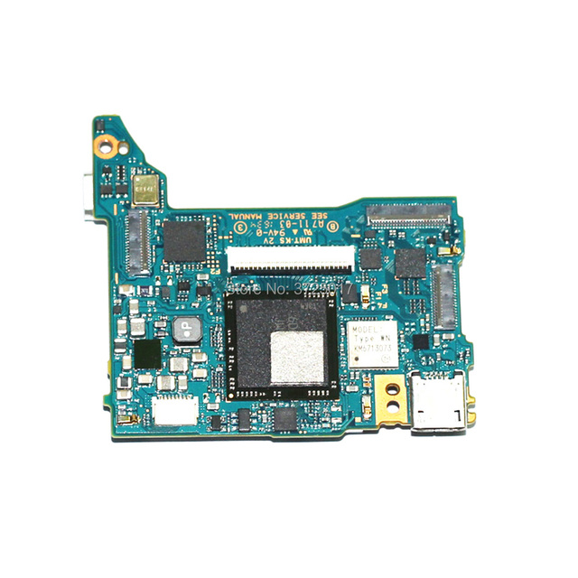 US $108 99  New Main circuit Board Motherboard PCB repair Parts for Sony  DSC RX100M5 RX100V RX100 5 RX100M5 Camera-in Camera Motherboard from  Consumer