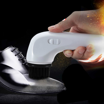Shoe Polishing Equipment electric brush with household charging is colorless polish shoes suit mainte