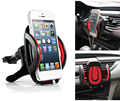 Universal Adjustable Air Vent Car Phone Holder For iPhone 5 5s 6 6s 7 Plus Xiaomi Samsung Car styling Stand GPS Cradle Mount
