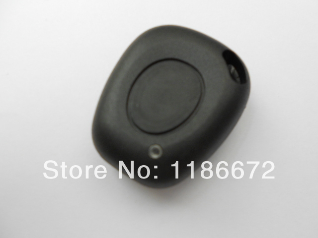 renault duster logan scenic fluence clio 1 button replacement car key shell remote fob case. Black Bedroom Furniture Sets. Home Design Ideas