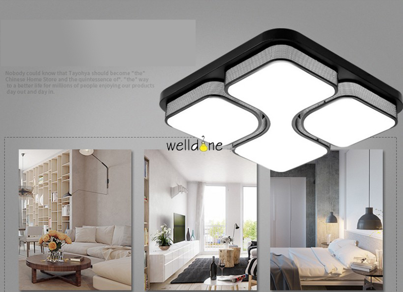 Plafoniere No Led : Modern ceiling light lamparas de techo plafoniere lampara