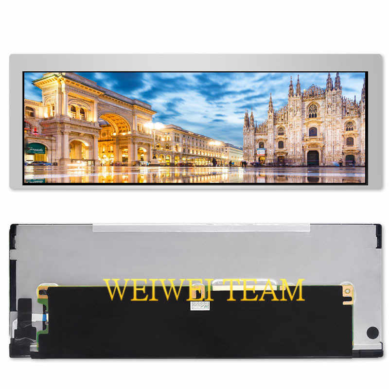 HSD062IDW1 A00 LCD Display 6 2 inch Ultra Wide Panel 60 pins