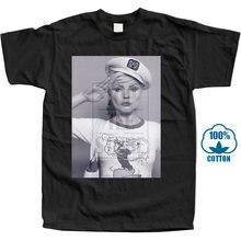 fc0f934a Debbie Harry Blondie Singer Rock Pop Disco Music Men Unisex T Shirt Hot  Selling 100 % Cotton T Shirts Top Tee Plus Size