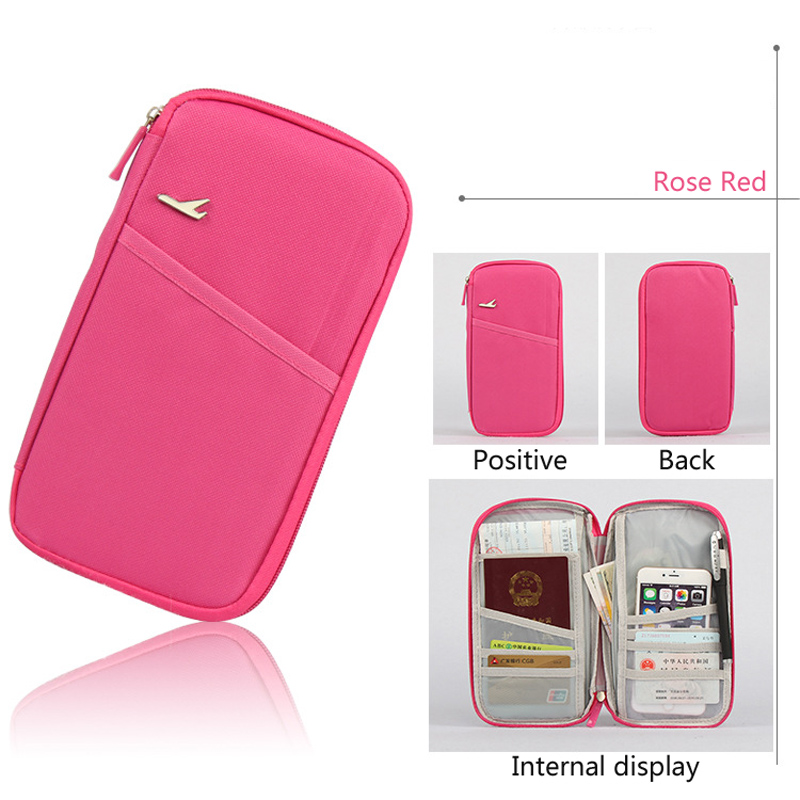 New Travel Passport Cover Multifunction Credit Card Package ID Holder Storage Organizer Clutch Card Wallet Money Bag Z57New Travel Passport Cover Multifunction Credit Card Package ID Holder Storage Organizer Clutch Card Wallet Money Bag Z57