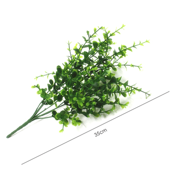 1pc artificial grass leaves large eucalyptus Best Children's Lighting & Home Decor Online Store