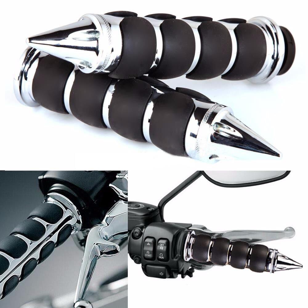 Pour Harley Choppers Kawasaki Vulcan Honda Shadow Suzuki Intruder Universel 22mm 7/8 25mm 1 Main Grip guidon Guidon