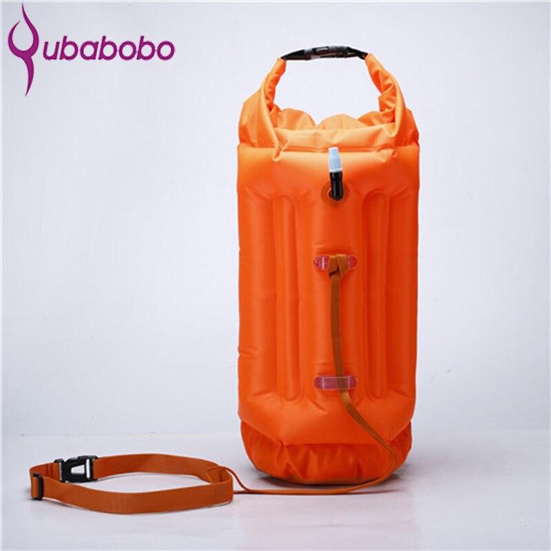 QUBABOBO Swim Buoy PVC материалы 20L жүзу көтеру - Спорттық сөмкелер - фото 6