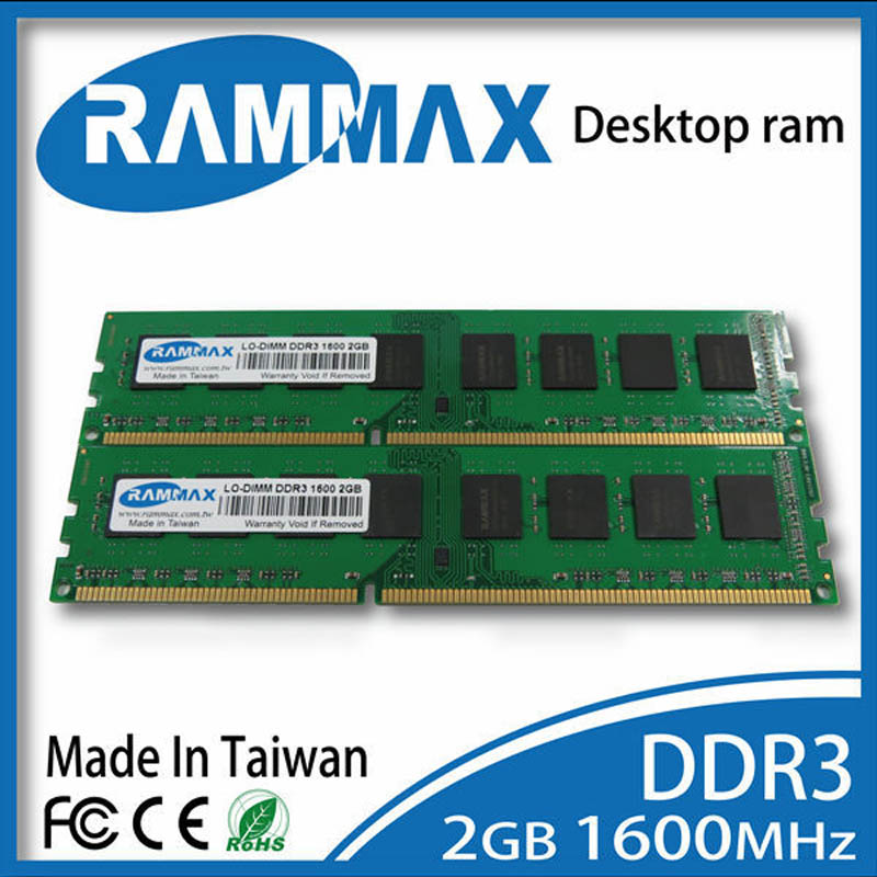 LO-DIMM1600Mhz PC3-12800 Desktop Ram Memory 2GB DDR3 240pin/ CL11/Non-ECC/1.5V work with motherboards for AMD/Intel PC Computer for a m d and all desktop memory ram ddr3 8gb1600mhz work for 1333mhz 8g very good quanlity 100