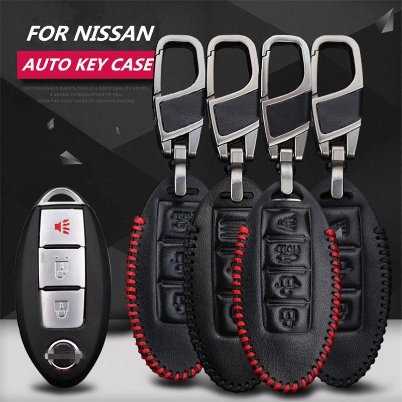 Tehénbőr autós kulcstartó burkolat / kulcstartó tartó Shell - Autó belső kiegészítők