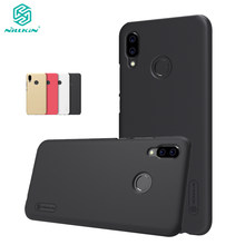 Huawei P20 Lite Case Nillkin Frosted Shield PC Plastic Hard Back Cover Case for Huawei P20 Lite / P20Lite / Nova 3E(China)