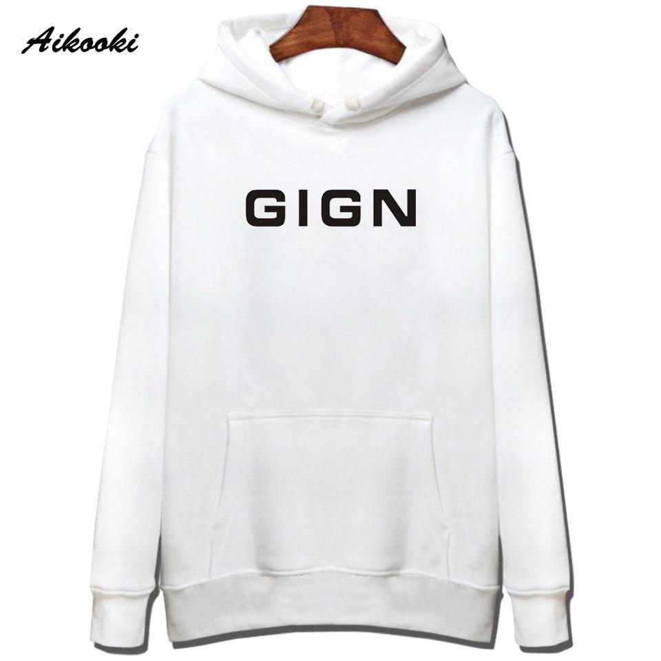 2018 New BRI Police GIGN Hoodies men/women Hip Hop GIGN Cotton mens Hoodies and Sweatshirt Harajuku Hoodies men Clothes XXS-4XL