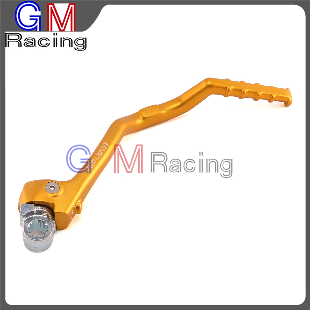 CNC Aluminum Forged Kick Start Starter Lever Pedal Arm For SUZUKI RMZ250 RMZ 250 2011 2012 2013 2014 2015 Motorcycle Dirt Bike motocross motorcycle kick start starter pedal lever for yamaha yz450f yzf450 yzf 450 2011 2012 2013 2014 2015 dirt bike
