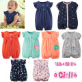 Sweet Baby Clothes Girl Snaps Baby Clothes Infant Clothing Cotton Summer Baby Romper