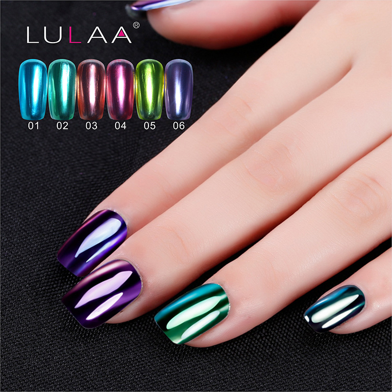 Buy mirror effect nail polish and get free shipping on AliExpress.com